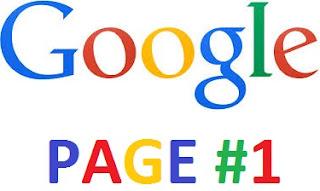 Cara Agar Blog Muncul di Halaman Satu google