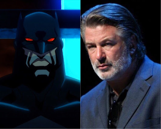 Joker Origin : Alec Baldwin Cast As Thomas Wayne.