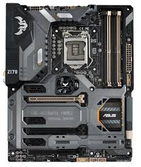 Cool, This He Display Motherboard ASUS Z270 Updates!