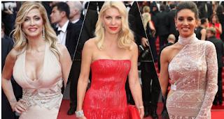 Αυτοί είναι οι Έλληνες celebritιes που περπάτησαν στο κόκκινο χαλί της Κρουαζέτ!
