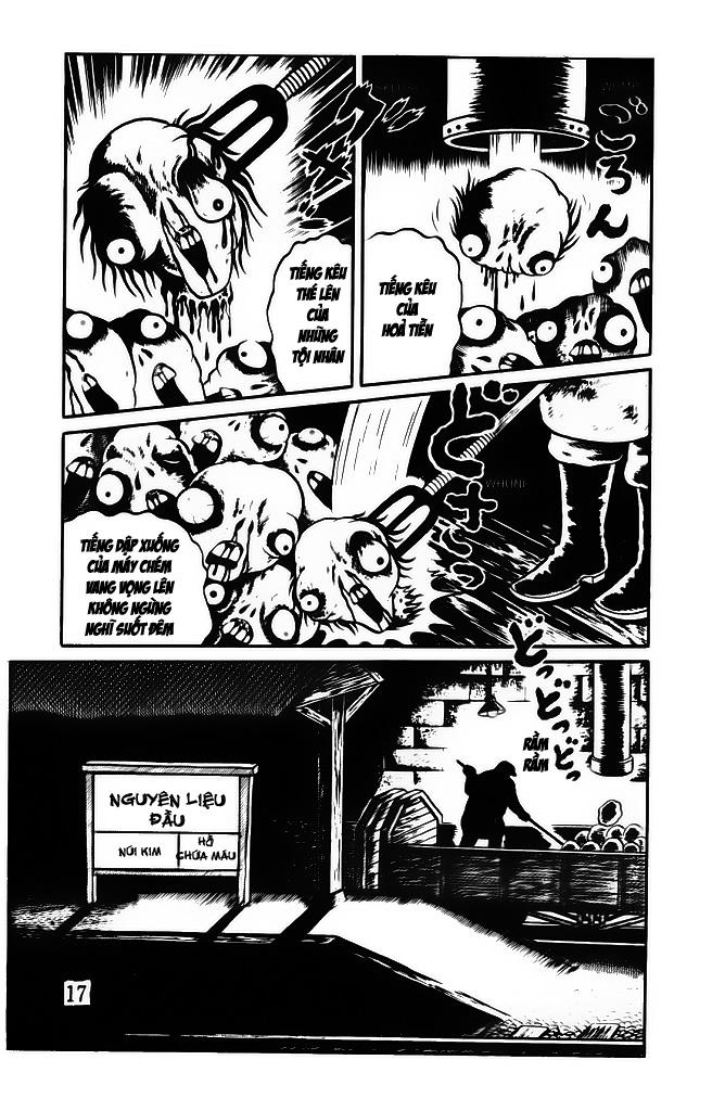 Panorama Of Hell chap 1 trang 18