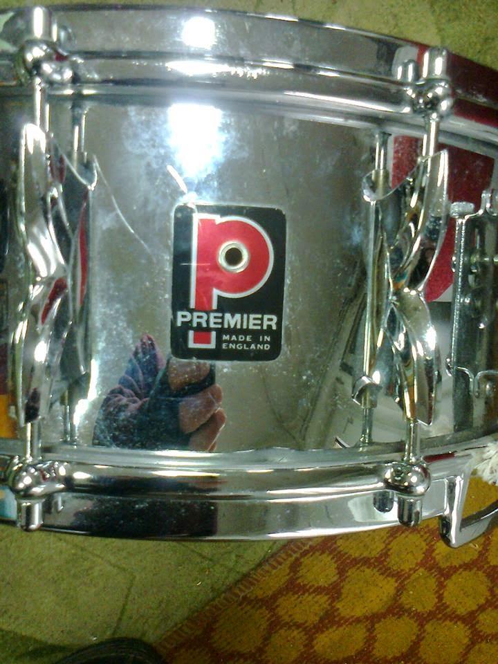 the mature drummer premier hi fi cob snare 1967 1970 the odyssey. Black Bedroom Furniture Sets. Home Design Ideas