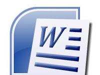 Membuat Frame (bingkai) dengan Microsoft Word 2007