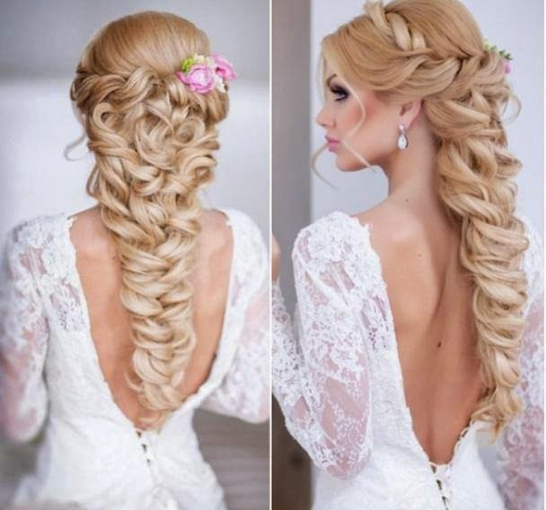 Latest Women Hair Styles : ... Women Hairstyle 2014-2015 Latest Stylish Hairstyle - Fashion Maxi