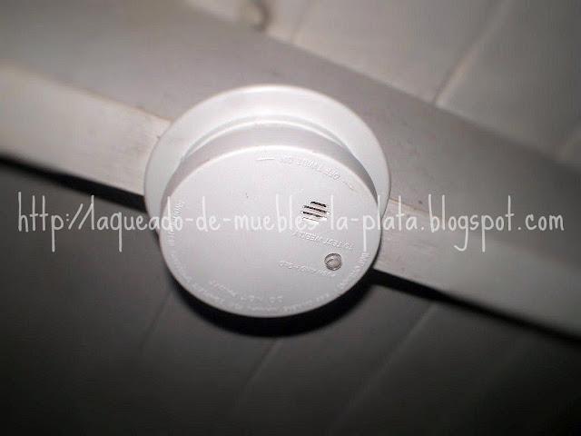 Detector de humo para taller pequeño y hogar