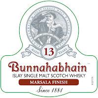 Bunnahabhain 13 Marsala finish