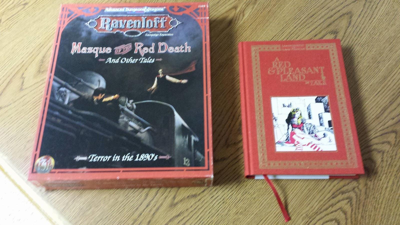 Ravenloft Masque Of The Red Death Download