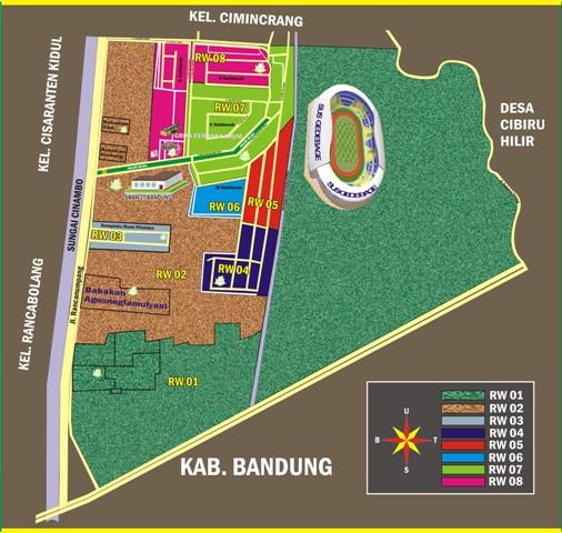 Profil Wilayah Rancanumpang Gedebage Bandung
