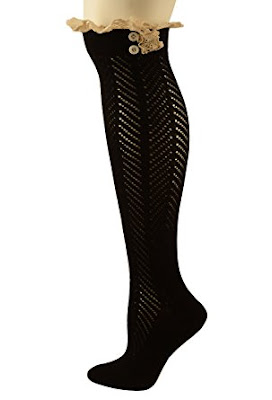 Qutees Womens Knee High Socks Review