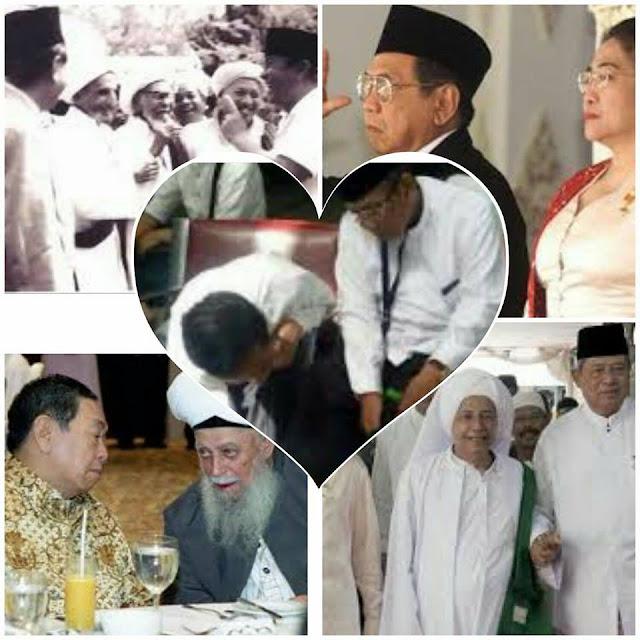 Rakyat yang Tak ada Puasnya, Semua Presiden dari Masa ke Masa Di Caci Maki