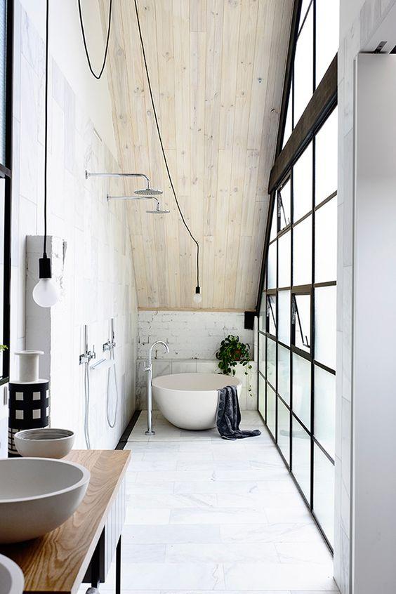 bathroom loft decor inspiration