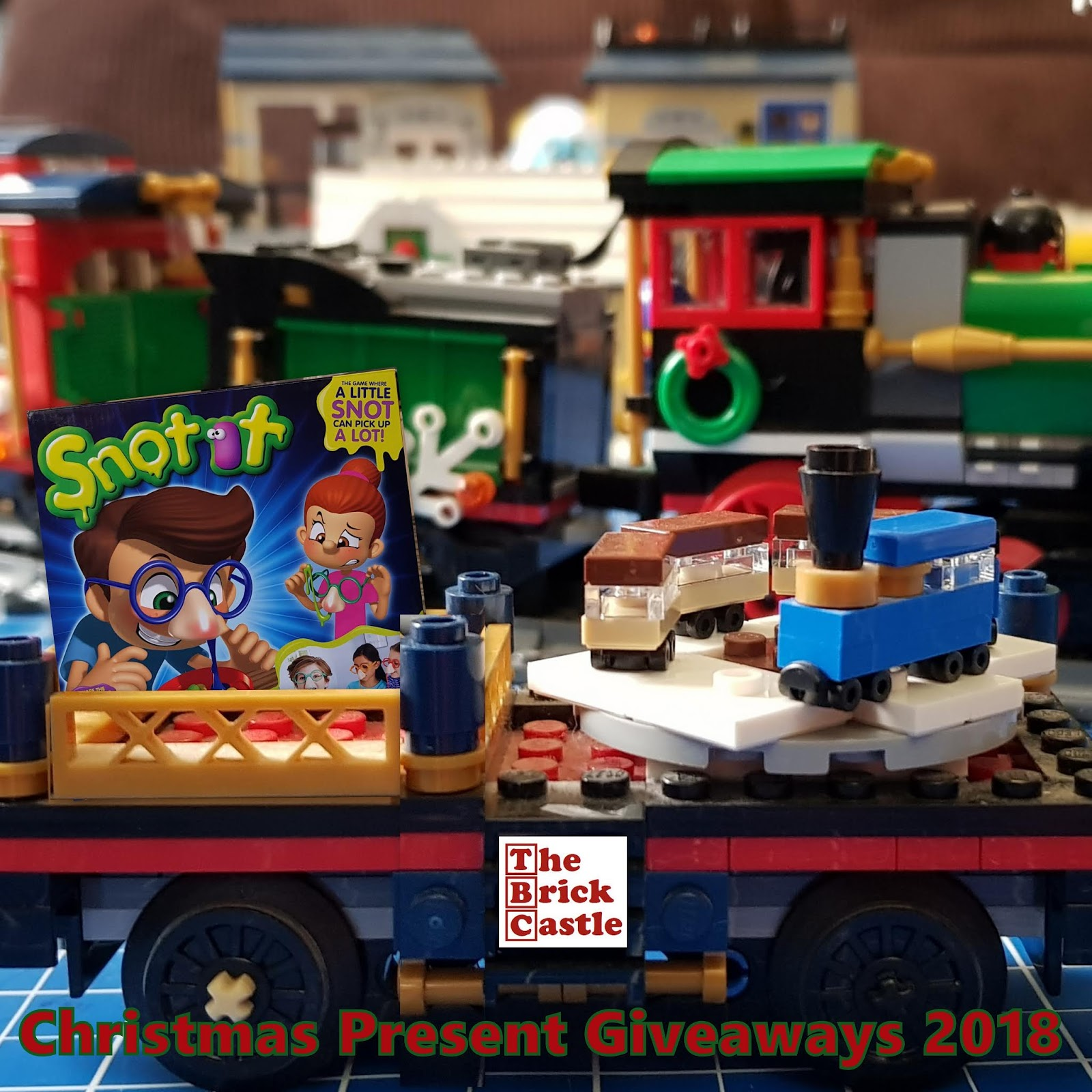 511edeafea1 KD Games have also offered a copy of Snot It as a Christmas Present for one  of my readers. Entry to the giveaway is by Gleam form below.