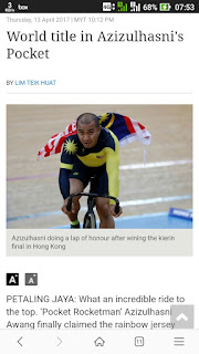 http://www.thestar.com.my/news/nation/2017/04/13/azizulhasni-awang-wins-kieren-in-world-championships-cycling/