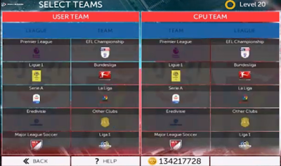Free Download FTS Mod PES 2019 Full European Winter Transfer Update
