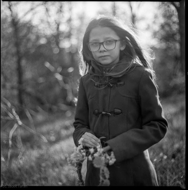 fotografia portretowa, fotograf krakow, jacek taran, fotografai analogowa, portret dziecka