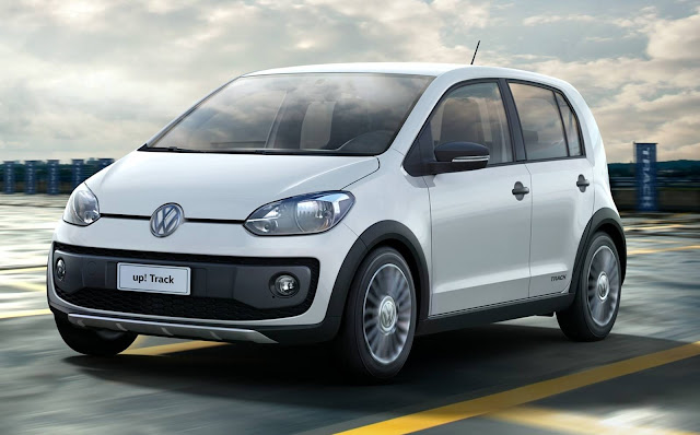 Volkswagen up! Track 2017