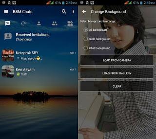 Download BBM Trans versi Terbaru 3.2.0.6