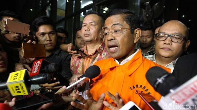 Nah Loh, Idrus Imbau Kader Golkar Balikin Duit ke KPK