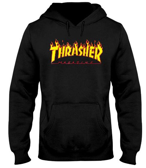 THRASHER MAGAZINE Hoodie, THRASHER MAGAZINE Sweatshirt, THRASHER MAGAZINE T Shirt, THRASHER MAGAZINE Sweater