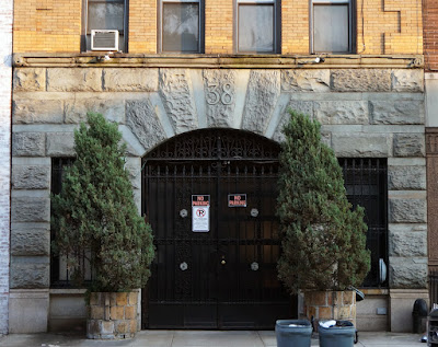 First floor of Brooklyn Fire Department Engine Company 38 Building