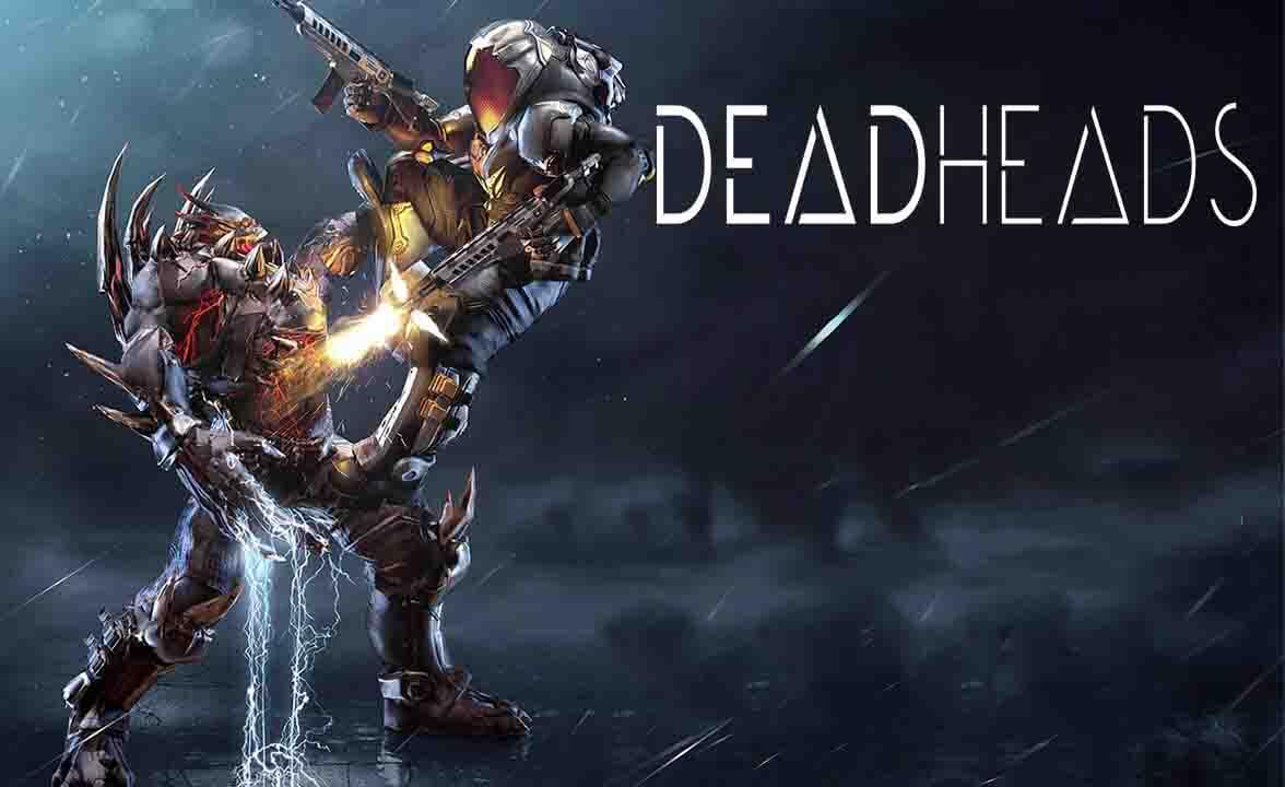 Deadheads Android Online Hile Hack Mod APK indir