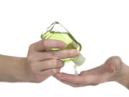 Bahaya Penggunaan Gel Pembersih Tangan (Hand Sanitizer) sebelum makan