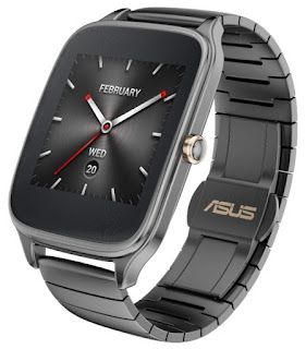 ASUS ZenWatch 2 Announced at Computex 2015 in Taipei