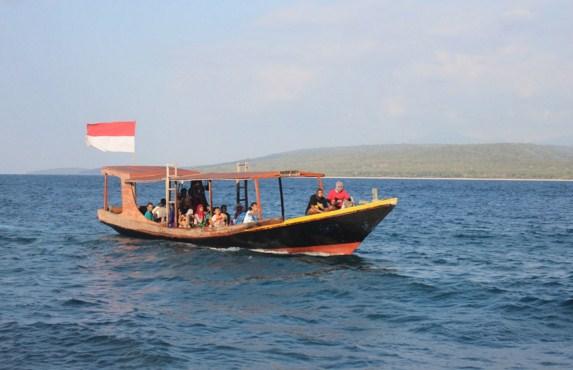 perahu rumah apung banyuwangi