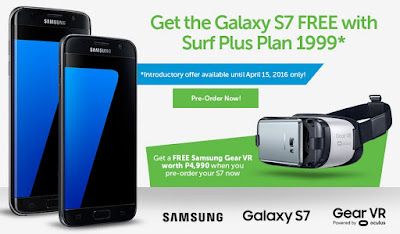 Smart Unveils Postpaid Plans for Samsung Galaxy S7 and S7 Edge