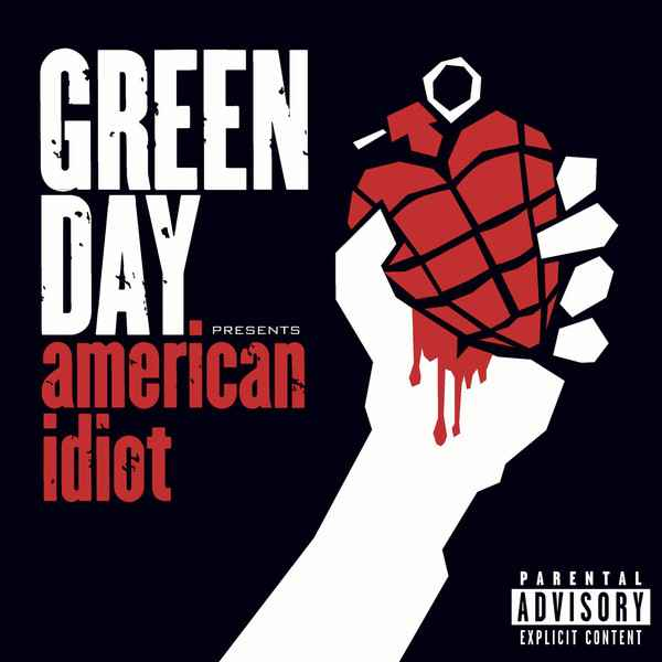Green Day - American Idiot (Deluxe Version) Cover