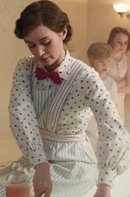 Figurino O retorno de Mary Poppins