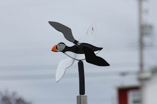 Puffin Windmill.