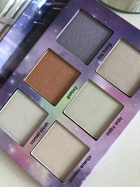 MissLyn Cosmo Glow Highlighter Palette