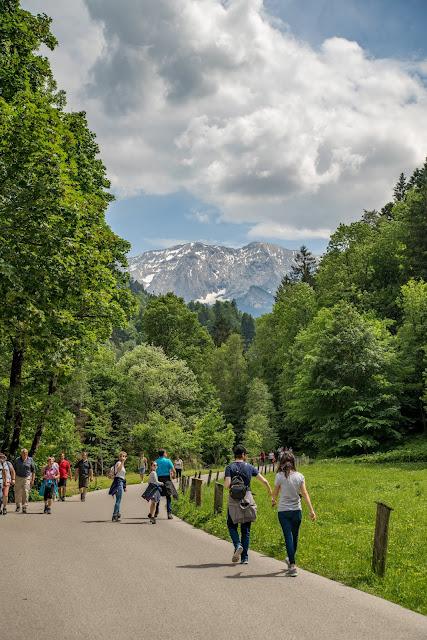 Hausberg-Runde und Partnachklamm  Wanderung Garmisch-Partenkirchen 15