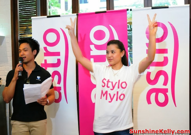 merdeka 2013, Astro, Your Malaysian is Showing, Go Beyond, Positive Engine, Event, Mid Valley megamall, shah nuffnang, lisa surihani