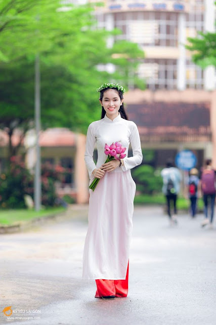 thuê áo dài Gò Vấp