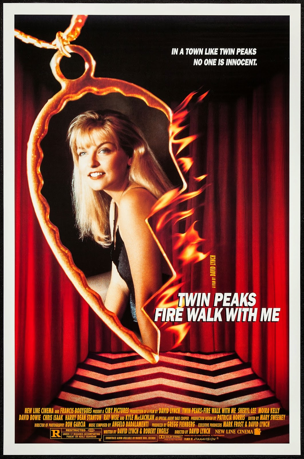 Movie Twin Peaks: Fire Walk with Me (1992)