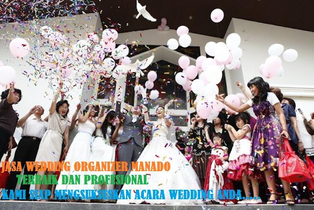 JASA WEDDING ORGANIZER MANADO PROFESIONAL DAN BERPENGALAMAN MURAH