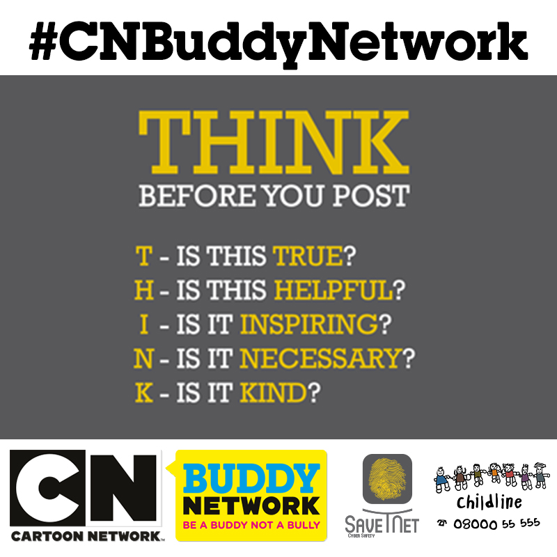 be a buddy not a bully with cartoon network patricia kihoro
