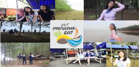 Tergelitik Potensi Nyamplungsari, TIM 1 KKN Undip Inisiasi 'Visit Nyamplungsari 2017'