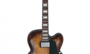 Harga Gitar Ibanez Artcore Vintage Series AFV10A Hollowbody Electric Guitar Tobacco Burst Low Gloss dengan Review dan Spesikasi Januari 2018