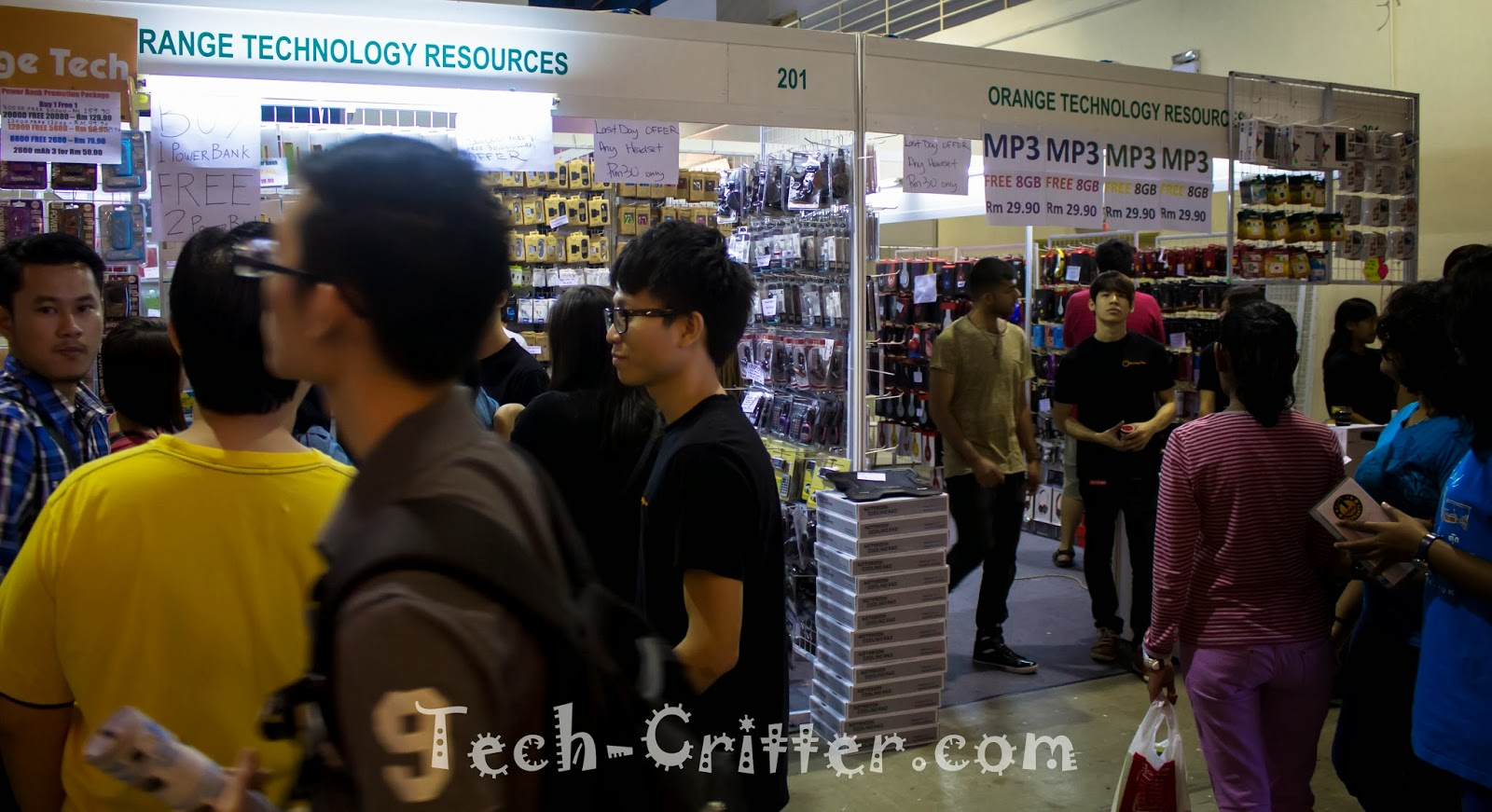 Coverage of the Malaysia IT Fair @ Mid Valley (17 - 19 Jan 2014) 277