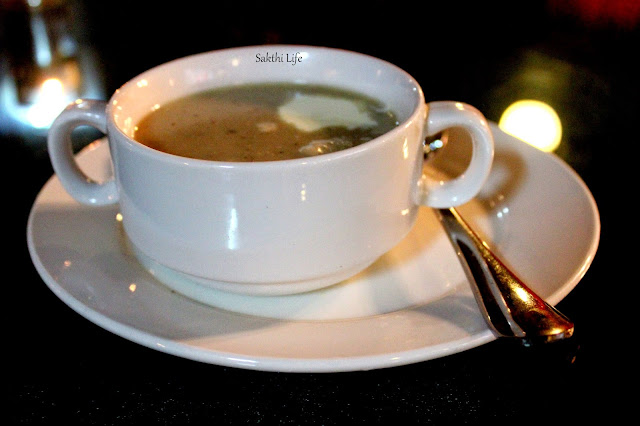 Valentino Cafe Ipoh Menu