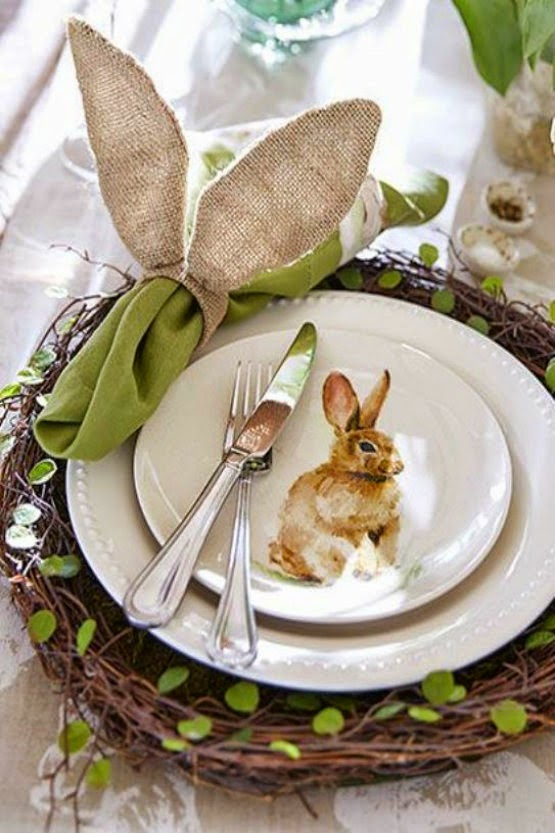 Ciao Newport Beach Easter Table Inspiration