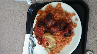 nigerian food, jollof rice, los angeles