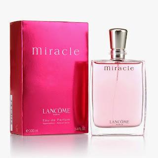 Lancôme Mircale.