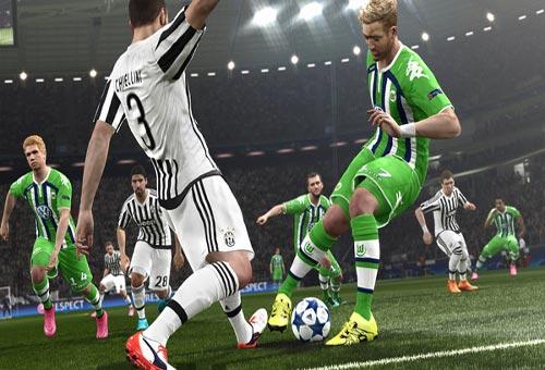 تحميل لعبة كرة القدم بيس Pro Evolution Soccer 2016 للكمبيوتر