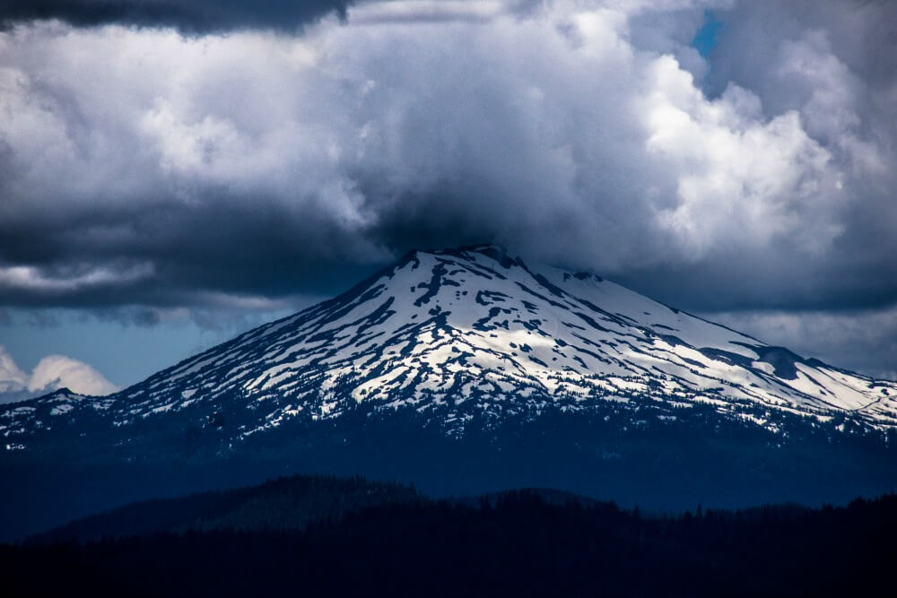 Mt Bachelor, Oregon