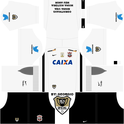 Dream league soccer kits corinthians titular 16 17 - Apartamentos dv barcelona ...