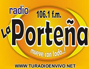 radio la porteña en vivo